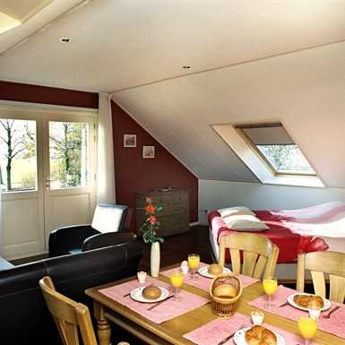Country View (Landzicht) Room
